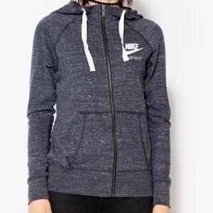 Womens Nike Zip-Up Sweater